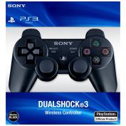 PlayStation 3 DualShock 3 Controller - Black