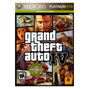 Grand Theft Auto Iv PRE-OWNED