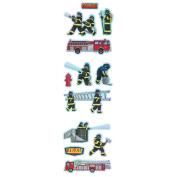 Pro-Art SLCP4503-07850 Sandylion Classpak Stickers-Fireman