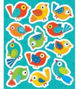 CARSON DELLOSA CD-168120 BOHO BIRDS STICKERS