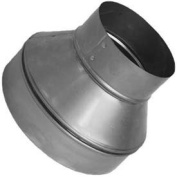 12 to 10 Duct Reducer-Ductwork-Heating Duct-Air Duct-Ventilation Fittings