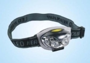 Ultra Bright 6 LED Head Light Lamp Torch Headlight Headlamp with 3 Modes