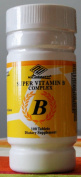 NuHealth Vitamin B Complex, 100 Softgels