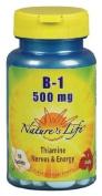 Nature's Life Vitamin B-1