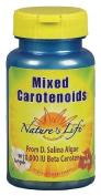 Nature's Life Natural Mixed Carotenoids