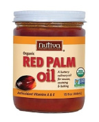 Nutiva - Organic Red Palm Oil, 440ml solid