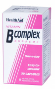 HealthAid Vitamin B Complex - 30 Capsules