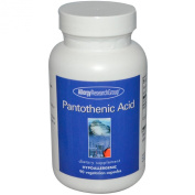 Allergy Research Group Pantothenic Acid, 500mg - 90 Capsules [Misc.]
