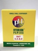 Perque - pH Hydrion Papers (5.5-8.0) 1 roll