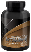 Vitamin-E-sourced From Alpha Tocopherol for Heart Health - Vitamin E Deficiency and Strong Anti-oxidant