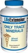 Life Extension Only Trace Minerals Capsules, 90-Count