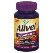 Alive - Womens Multivitamin Chewable Gummies 60 CT