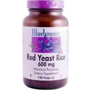 Bluebonnet Nutrition Red Yeast Rice 600 Mg