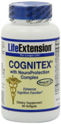 Life Extension Cognitex with NeuroProtection Complex