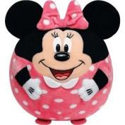 Ty Beanie Ballz Minnie Mouse Plush