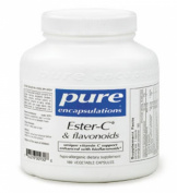 Pure Encapsulations - Ester-C & Flavonoids 180's