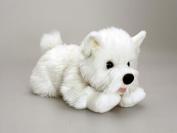 Soft Toy By Keel Toys - Westie Dog 30cm