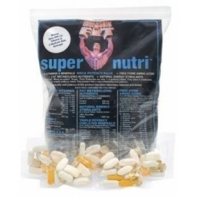 Healthy 'N Fit Super Nutri-Pak 30Day pak ( Multi-Pack)