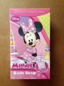 Disney Minnie Mouse Moulded Bath Soap