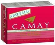 CAMAY CLASSIC OZ BATH BAR 120ml - 9 BARS.