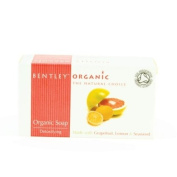 Bentley Organic Detoxiftying Bar Soap 150g