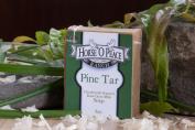 Handmade 100% Raw Goat Milk Pine Tar
