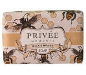MILK & HONEY SOAP By PRIVEE MOMENTS Soap