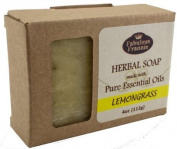Lemongrass - Herbal Soap made with Pure Essential Oils 120ml