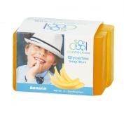 Banana Glycerine Soap Bars - Double Pack