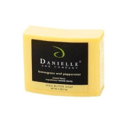 Danielle and Company Lemongrass & Peppermint Organic Bar Soap