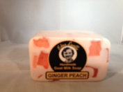 Amish Edna Lucille Ginger Peach Hand Made Soap 210ml