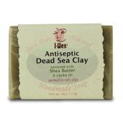 I-Wen Antiseptic Dead Sea Clay Handmade Soap - 120ml