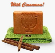 "Neem Oil ~ Cinnamon ~ Honey Soap ""Spicy Nice"" Big 170ml bar"