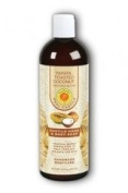 Papaya Toasted Coconut Liquid Castle Soap Sunfeather 470ml Liquid