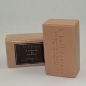 K.Hall Designs Shea Butter Bar Soap 240ml,Cypress & Cassis