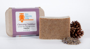 The Orange Owl 100% Vegan Soap Bar - Cleansing Soother