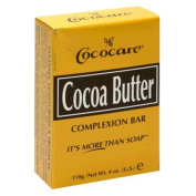 [3 Pack] Cococare Cocoa Butter Complexion Bar-4 Oz.