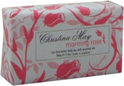 English Morning Rose Triple Milled Luxury Bath Soap 3 Bars