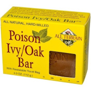 All Terrain Poison Ivy Oak Bar Soap - 120ml All Terrain Poison Ivy Oak Bar Soap - 120ml
