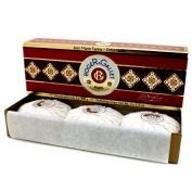 Roger & Gallet Jean Marie Farina Perfumed Soap Coffret - 3x100g/100ml