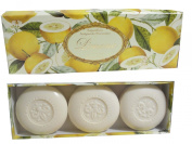 Saponificio Artigianale Fiorentino 3 pack or 4 pack Soap Sets From Italy