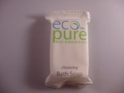 Eco Pure cleansing Bath Soap Lot of 18 each 30ml Bars