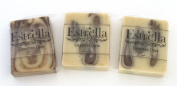 Handmade Natural Vegan Soap 3 Bars Cinnamon Clove