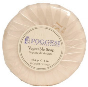 Poggesi Vegetable Soap Lot of 12 Each 60ml Baath Bars