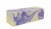 Lavender Supreme Artisan Olive Oil Soap Loaf -3 Pounds