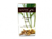 Maithong Turmeric Curcuma & Tamarind Soap Revitalise Skin Prevent Acne & Rash Product of Thailand