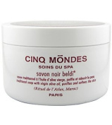 Beldi Black Soap 200 ml by Cinq Mondes