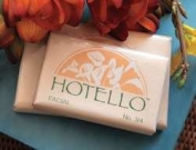 HOTELLO BAR SOAP 3/4 SIZE 1000/CASE