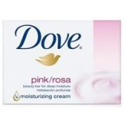 Dove Pink Beauty Bar, 130ml -- 24 per case.