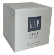 Gap Blue No. 655 Eau de Toilette for Her .5 oz